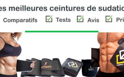 Quelle est la meilleure ceinture de sudation? Notre comparatif