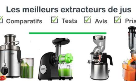 Extracteur de jus : test, comparatif, avis, prix