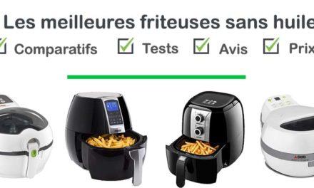 Friteuse sans huile : test, comparatif, avis, prix