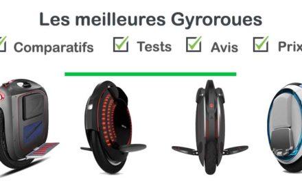 Gyroroue : test, comparatif, avis, prix