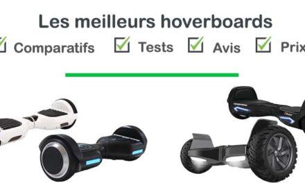 Les meilleurs hoverboard : comparatif et avis