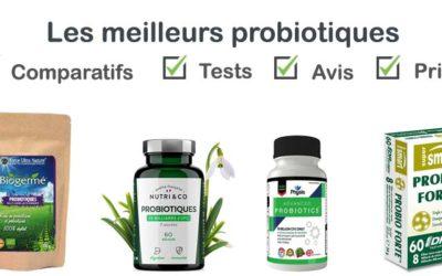 Les meilleurs probiotiques : comparatif et avis