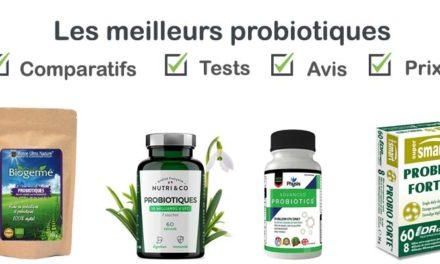 Probiotique : test, comparatif, avis, prix