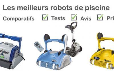 Les meilleurs robots piscines : comparatif et avis