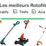 Rotofil / débroussailleuse : test, comparatif, avis, prix