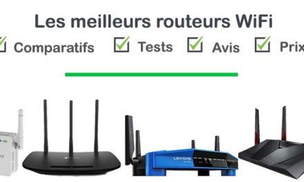Routeur WiFi : test, comparatif, avis, prix