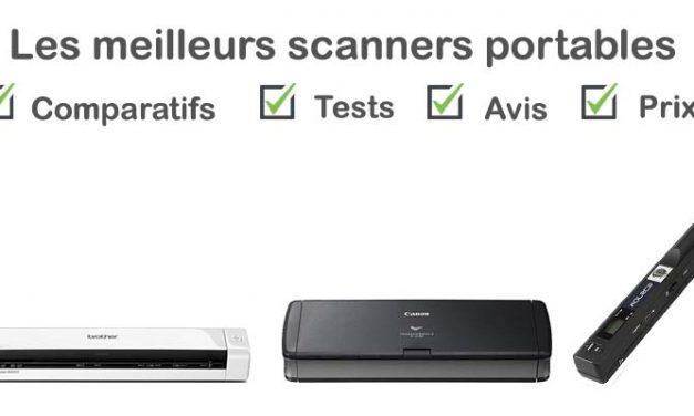 Scanner portable : test, comparatif, avis, prix