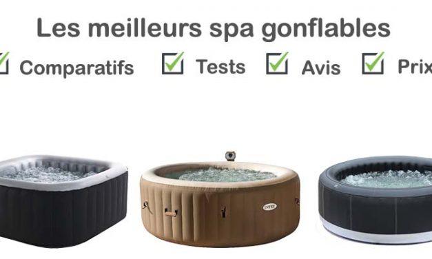 Meilleur spa gonflable : test, comparatif, avis, prix