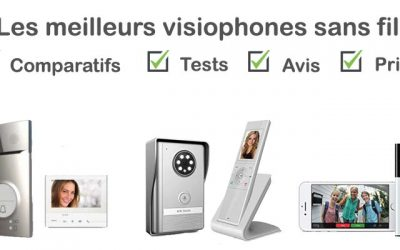 Les meilleurs visiophones sans fil : comparatif et avis