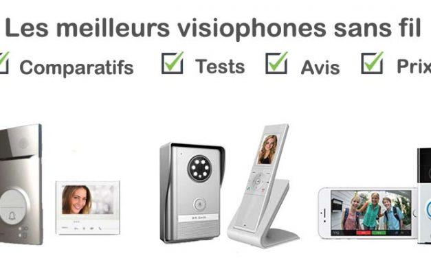 Visiophone sans fil : test, comparatif, avis, prix