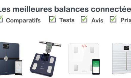 Balance connectée : test, comparatif, avis, prix
