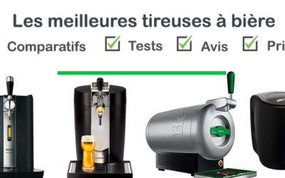 Les meilleurs tireuses à bière : comparatif et avis