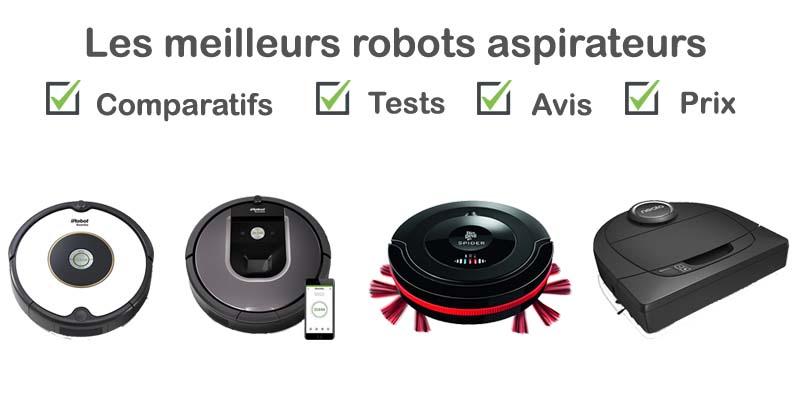 Aspirateur robot pas cher > Les meilleurs modèles en