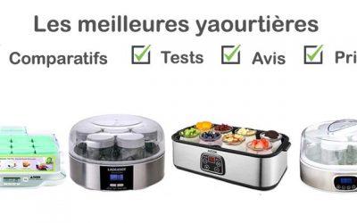 Les meilleures yaourtières : comparatif et avis