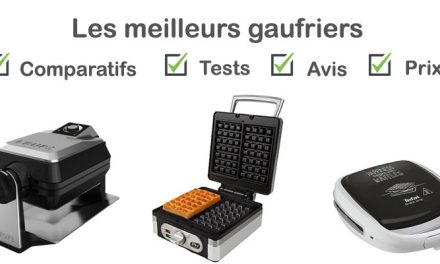 Gaufrier : tests, comparatif, avis, prix