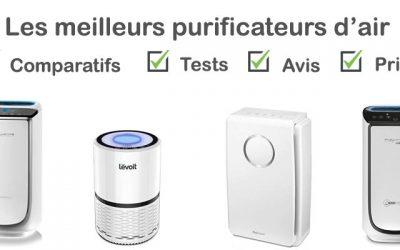 Les meilleurs purificateurs d'air: comparatif et avis
