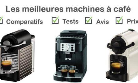 Les meilleures machines à café : comparatif et avis