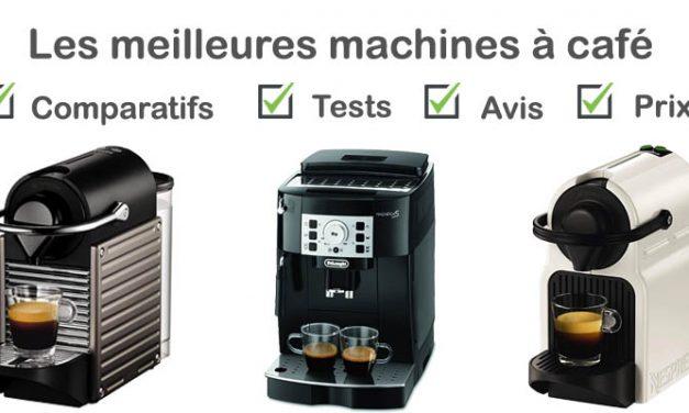 Machine à café : tests, comparatif, avis, prix