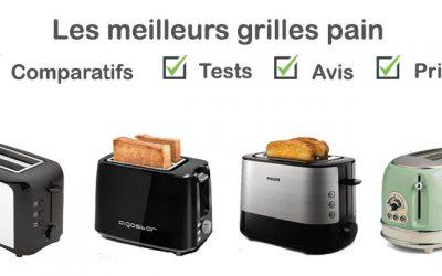 Les meilleurs grilles pains : comparatif et avis
