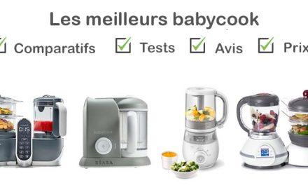 Les meilleurs babycook : comparatif et avis