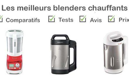 Blender chauffant : comparatif, test, avis, prix