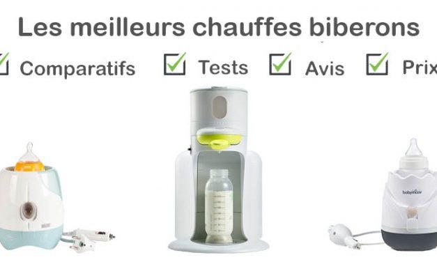 Chauffe biberon : comparatif, test, avis, prix