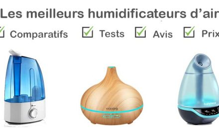 Humidificateur d'air : comparatif, test, avis, prix