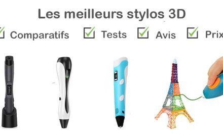 Les meilleurs stylo 3d : comparatif et avis