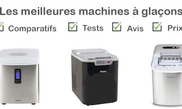 Machine à glaçon : comparatif, test, avis, prix