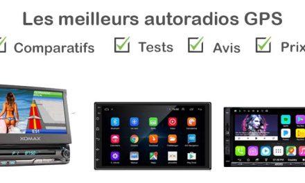 Autoradio GPS : Comparatifs et prix