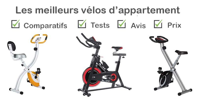 Les meilleurs vélos d'appartement : comparatif et avis