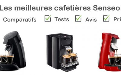 Les meilleures cafetières Senseo : Comparatif et Avis