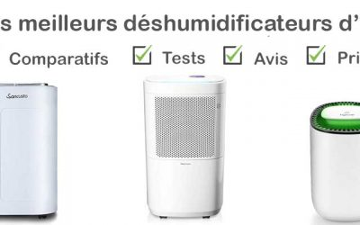 Les meilleurs déshumidificateurs d'air : Comparatif et Avis