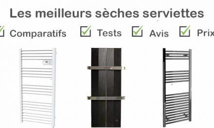Les meilleures sèches serviettes électriques : Comparatif et Avis
