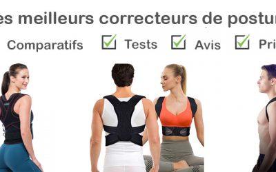 Les meilleurs correcteurs de posture : Comparatif et Avis