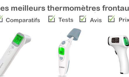 Les meilleurs thermomètres frontaux : Comparatif et Avis