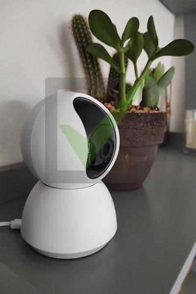 avis xiaomi caméra surveillance