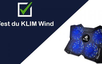 [Test & Avis] Klim Wind : refroidisseur pour pc portable