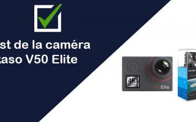 [Test & Avis] La Caméra Sport AKASO V50 Elite 4K 60fps
