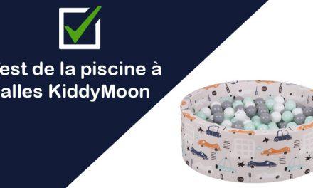 [Test & Avis] La piscine à balles pour enfants KiddyMoon