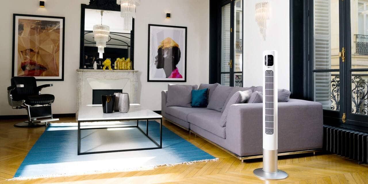 Comparatif ventilateur colonne