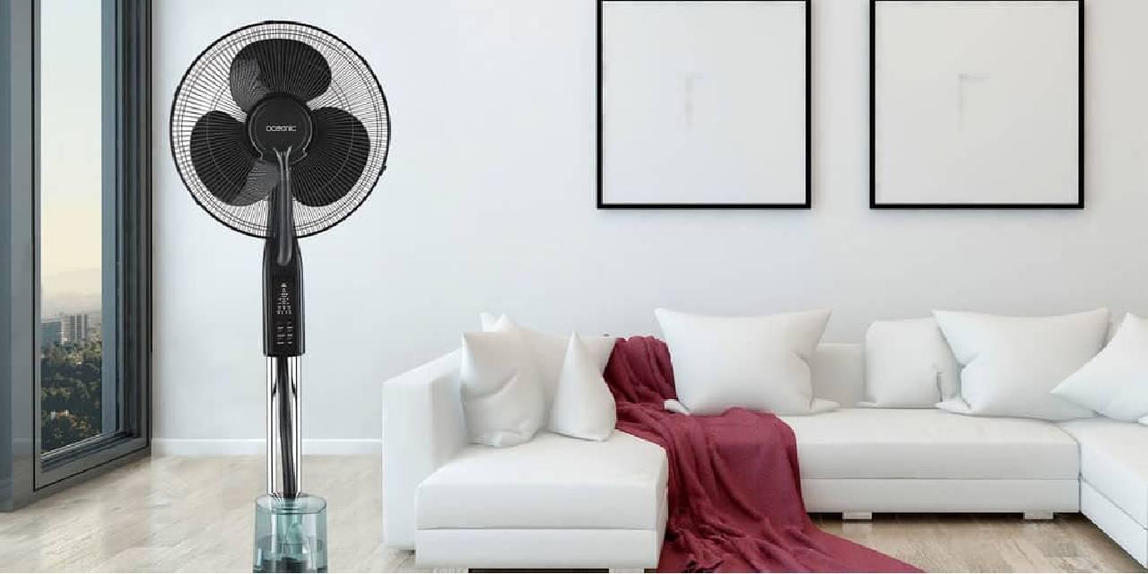 comparatif ventilateur sur pied